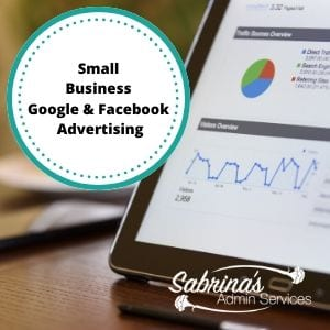 Small Business Google and Facebook Advertising