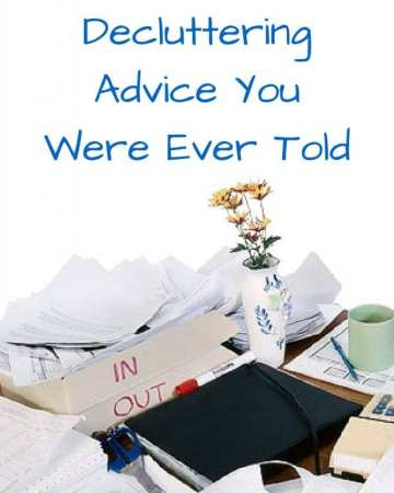 The Best Decluttering Advice You Were Ever Told