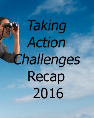 Taking Action Challenges Recap 2016