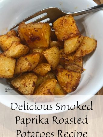 Delicious Smoked Paprika Roasted Potatoes Recipe