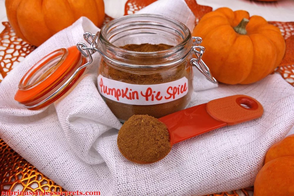 This Homemade Pumpkin Spice is the main ingredient to make all of your fall recipe desires sparkle! The warm, addicting flavors really ignite fall season—but don't think pumpkin pie spice is only for one time of the year. This Homemade Pumpkin Pie Spice can be used all year round!