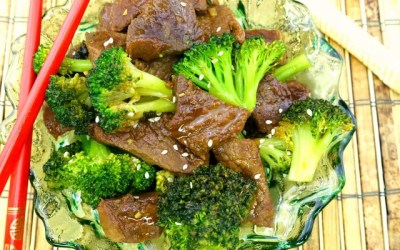 Easy Paleo Beef and Broccoli