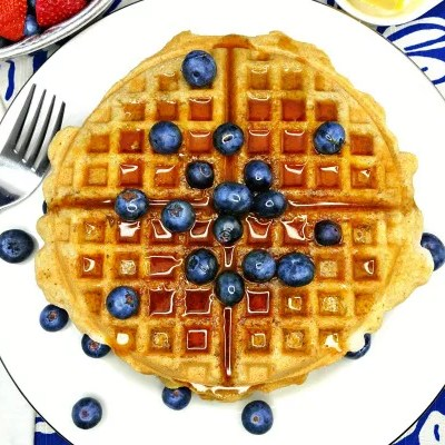 The Best Classic Paleo Waffles