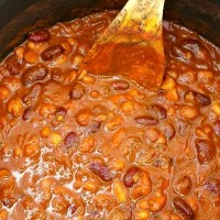 Gluten-Free and Vegan Baked Beans
