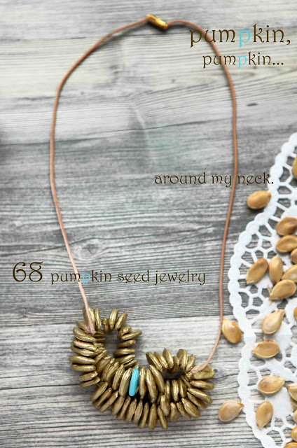 pumpkin jewelry