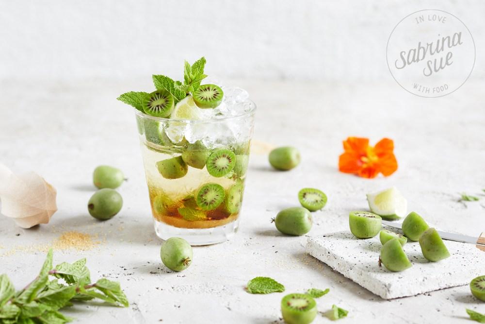 Kiwiberry Mojito