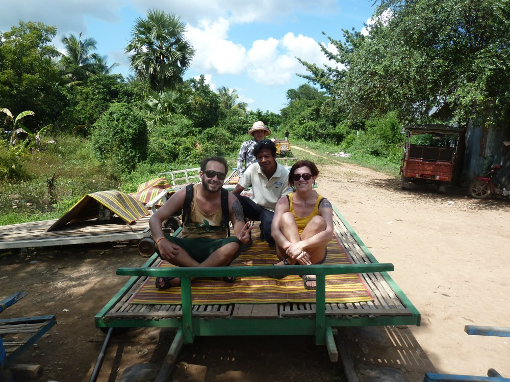 Battambang 20.11 bis 23.11 (1/6)