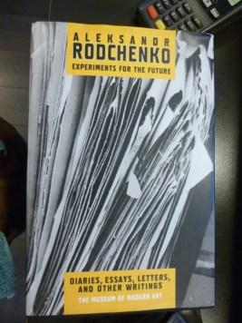 Correspondances et écrits de Rodchenko