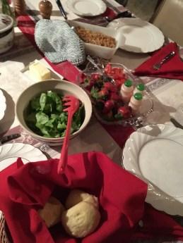 grandma's home cooking!!