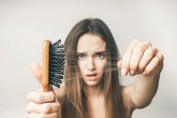 Top 4 Reasons for Female Hair Loss