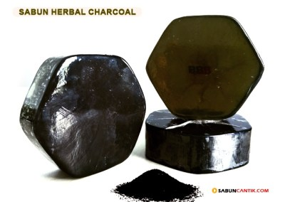Sabun Arang-Charcoal Soap
