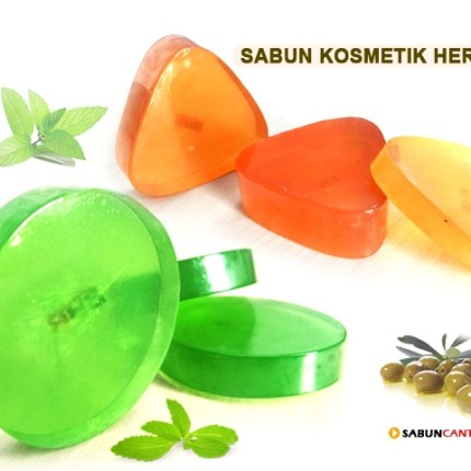 Sabun Kosmetik Herbal