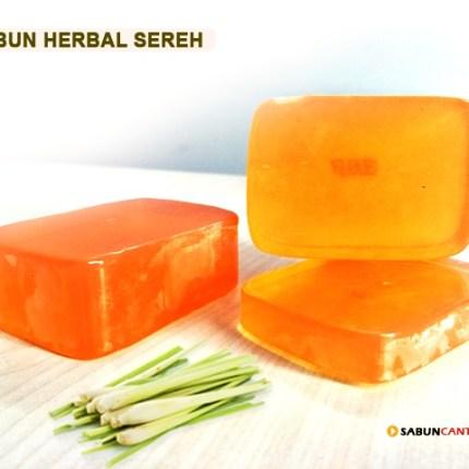Sabun Sereh Herbal
