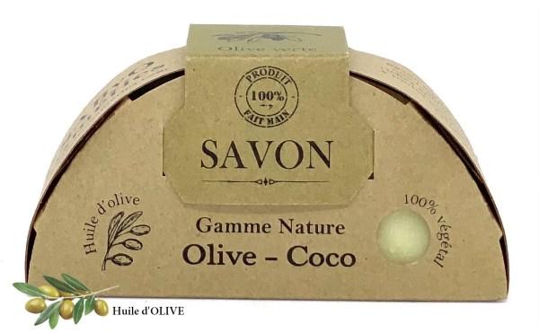 savon a l'huile d'olive bio