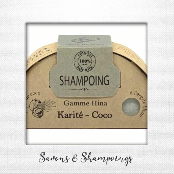 Savons & shampoing
