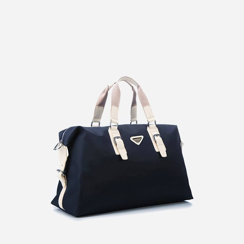 sac à main sacoche homme bleu Maibag Classic. Zoom.