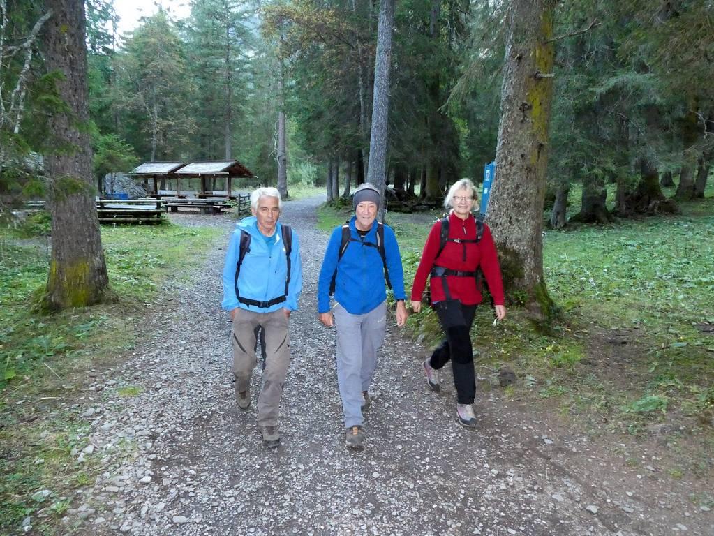 Klettersteig Chäligang : K chäligang tourenberichte
