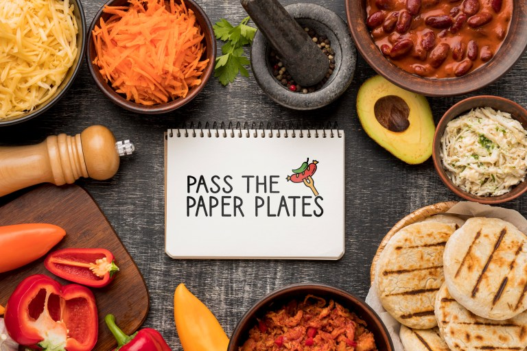 Pass The Paper Plates