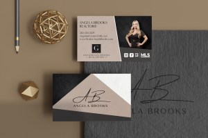 Real Estate, Business Card