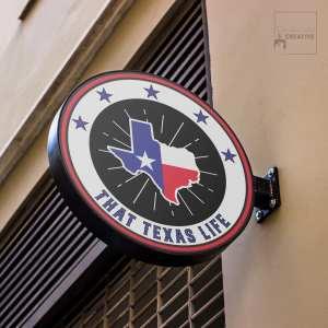 Logo, Graphic Design, Texas