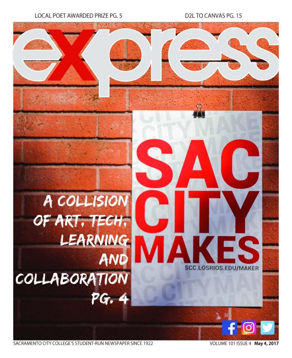 Volume 101 Issue 4 Sac City Express