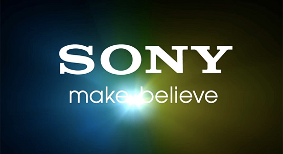Sony, Make Believe, logo