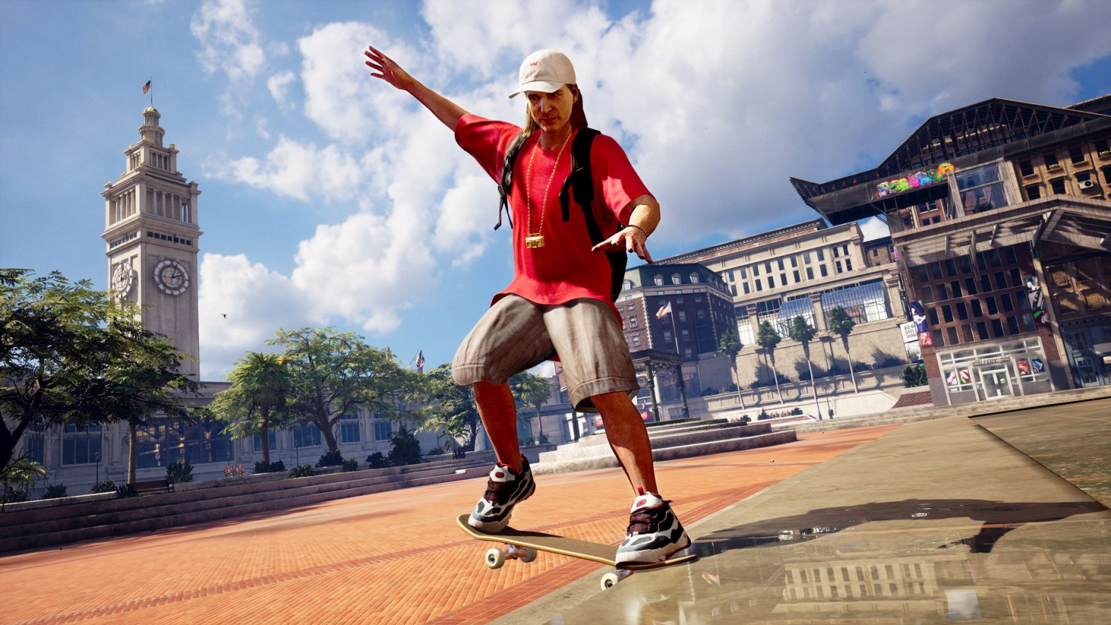Tony Hawk's Pro Skater 1+2 for Nintendo Switch, PS5 and Xbox Series X|S
