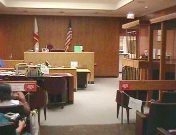 Virtual Tour  Criminal Courtroom Sacramento Superior Court