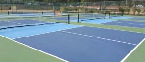 Auburn Regional Park Courts