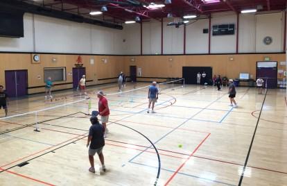SASF Indoor Courts