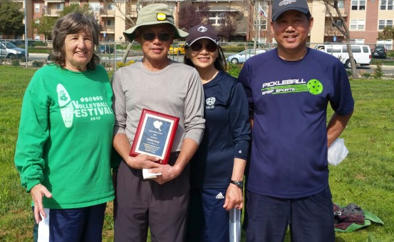 ACC Pickleball Volunteers
