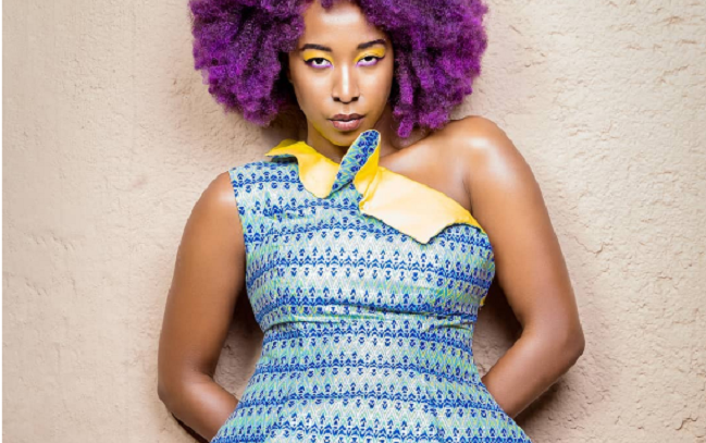 Actress Chi Mhende falls victim to identity theft