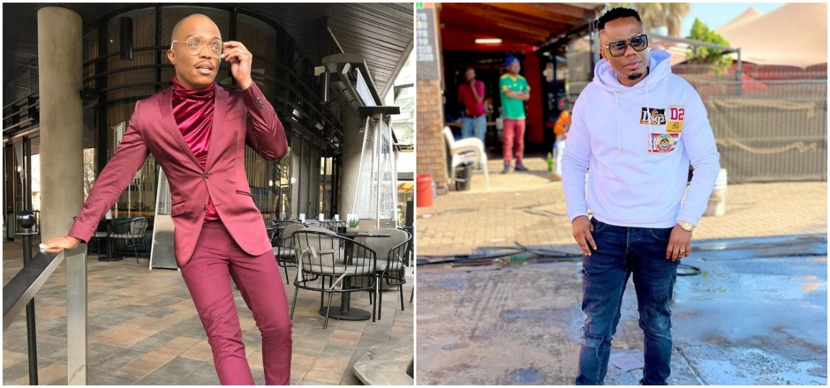 Somizi has lost support and will be replaced by another DJ Tira
