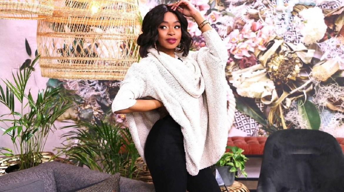 Balesa Tembe shocks Mzansi after she shared her dream about her late sister anele tembe
