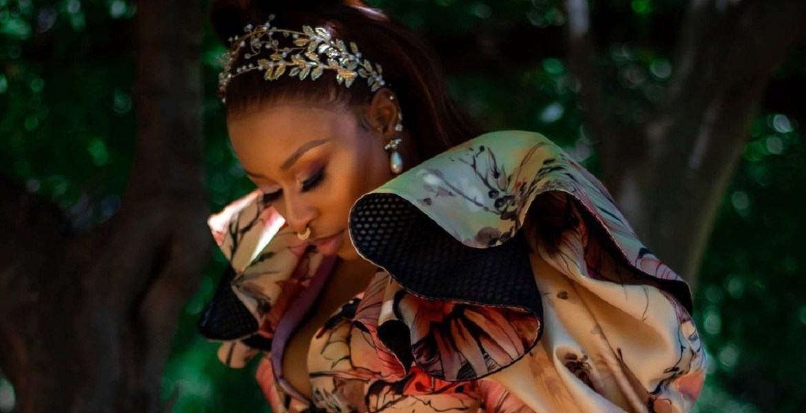 Inside Zinhle And Baby Asante's Homecoming