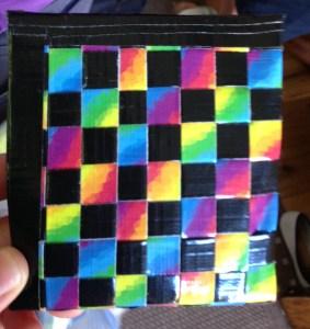 rainbow wallet 2
