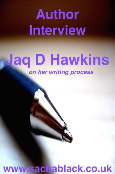 Jaq D Hawkins