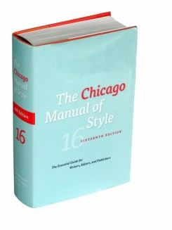 learn chicago manual of style