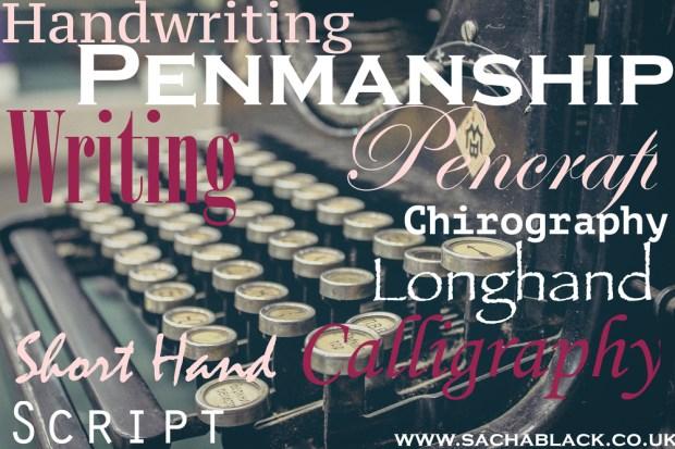 Penmanship