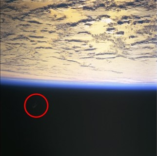 NASA Photo ID STS088-724-65 - Taken 1998.12.11 The Black Knight