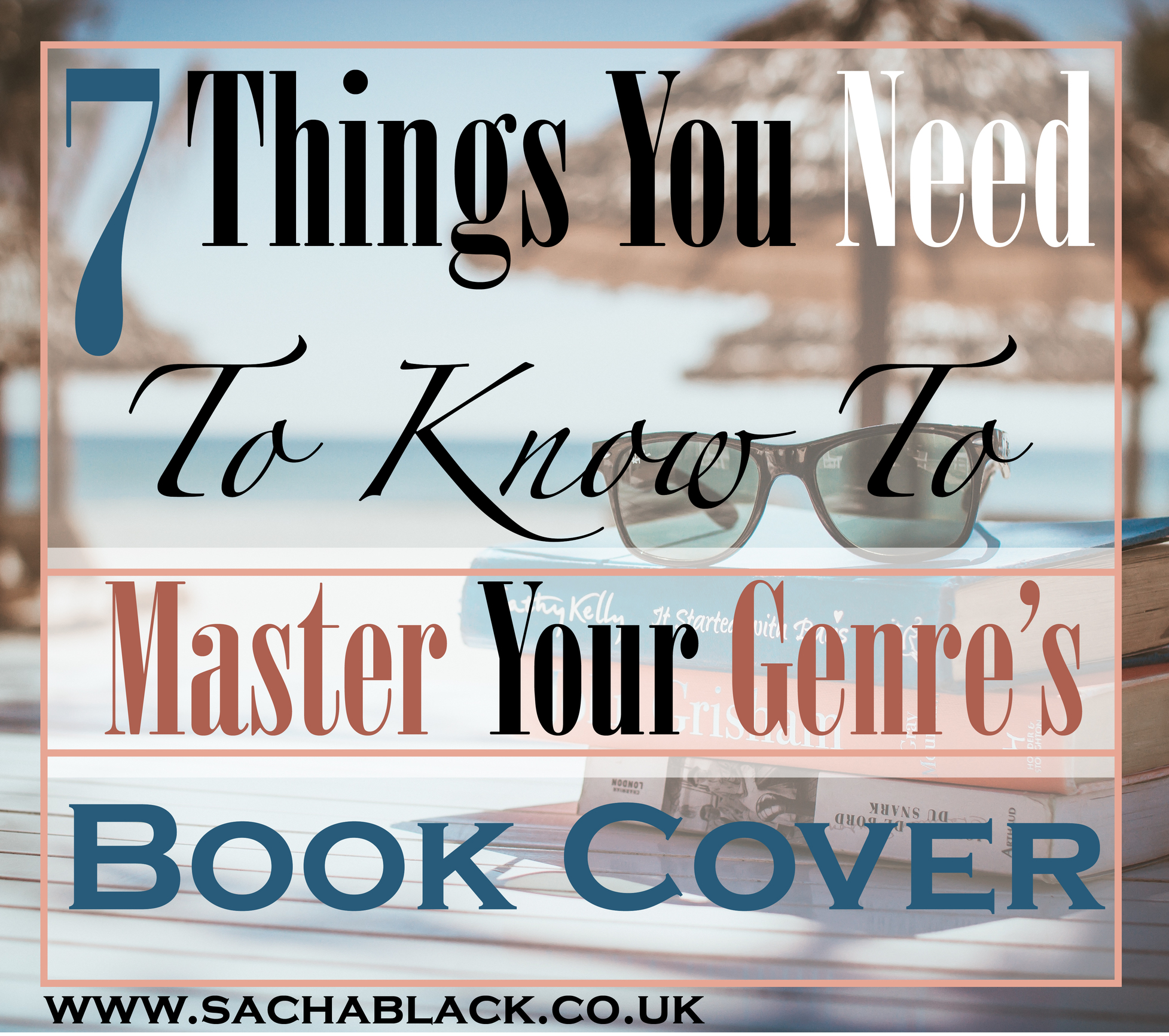 Book Cover Black Uk ~ Things you need to know master your genre s book cover
