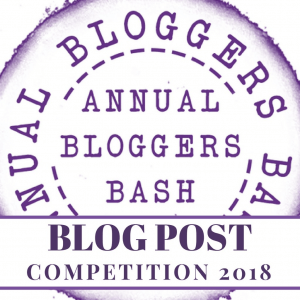 #bloggersbash #writing #competition #blogging