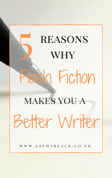 5 Reasons Why Flash Fiction Makes You A Better Writer #amwriting #MondayBlogs @Charli_Mills