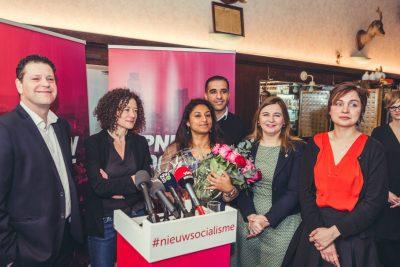 lijst sp.a Antwerpen verkiezingen 2018