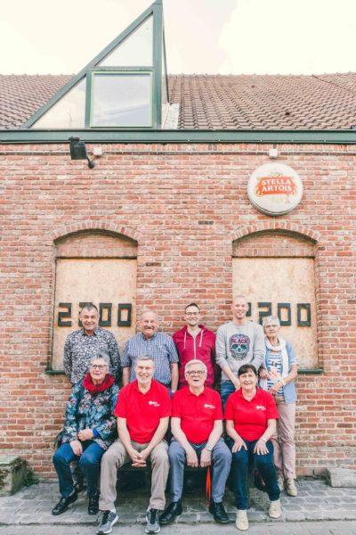 provinciaal congres sp.a provincie Antwerpen verkiezingen 2018 lijst Herentals