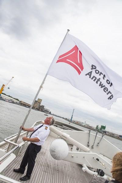 boottocht Port of Antwerp