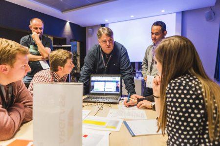 OTM Logistics Hackathon ©Sacha Jennis
