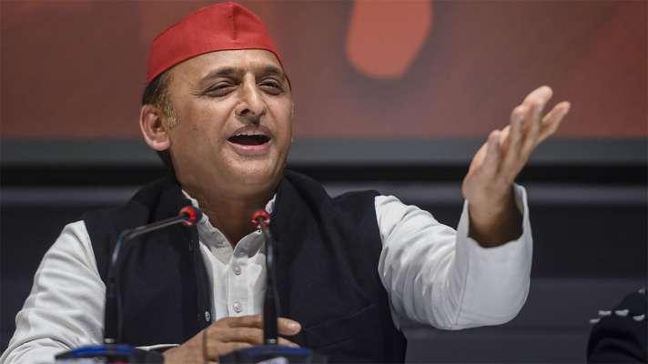 अखिलेश यादव का भाजपा पर बड़ा आरोप, कहा- पंचायत चुनाव में धांधली कर रही है भाजपा