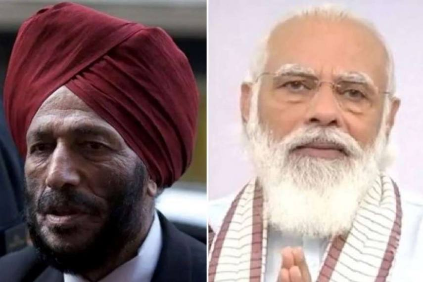 मिल्खा सिंह के निधन पर पूरा देश हुआ गमगीन, पीएम मोदी ने भावुक संदेश के साथ दी श्रद्धांजली