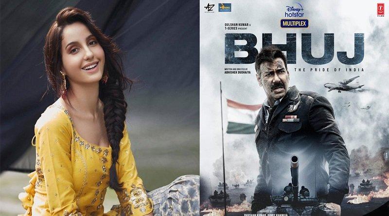 'Bhuj: The Pride Of India' के एक सीन भयंकर हादसे का शिकार हो गई थीं नोरा फतेही, खून से हो गई थीं लथपथ